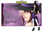 Pokemon: Valerie