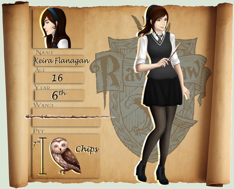 Illegibilus App: Keira by TigerBites