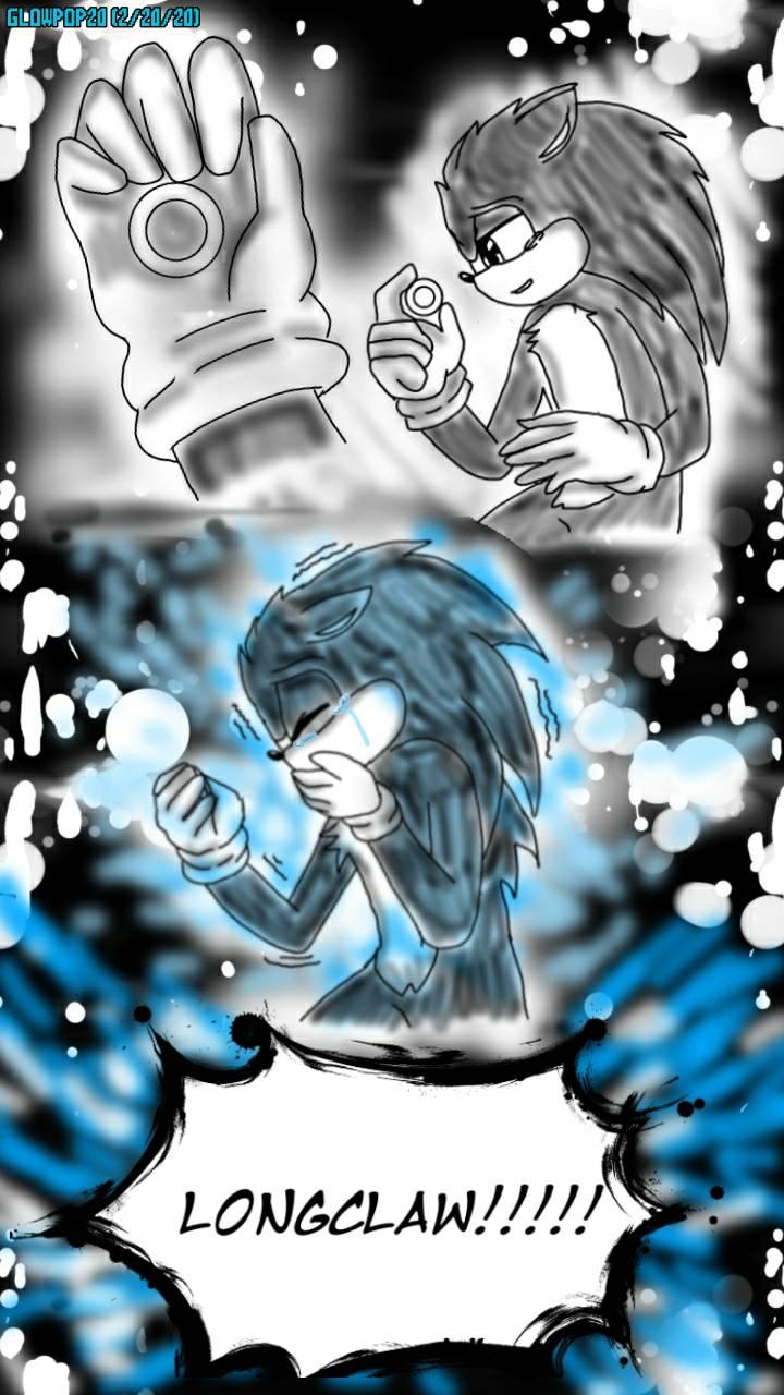 Sonic S Nightmare Extra By Glowpop20 On Deviantart
