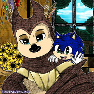 Mother and Son (Sonic Movie)