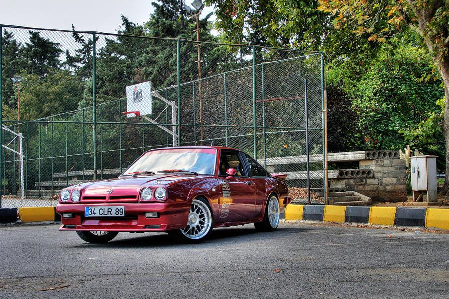 Opel Manta by ~syptus on deviantART