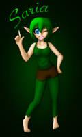 Saria | Zelda UO by ThisDarkLight