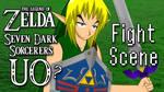 Zelda SDS UO Fight Scene