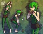 Zelda UO - Saria Concept
