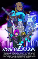 Commission - Cyber Zelda