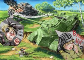 battle by Nakamoora