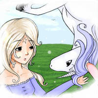 The Last Unicorn - Change by gemstarmew