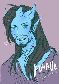 Adhaur - Sketch