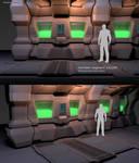 Sci-Fi Corridor segment concept 131209 by Eon-Works