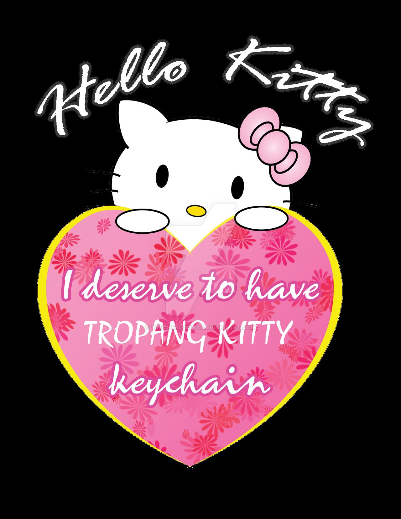 Hello Kitty Logo By Witcherosora On Deviantart