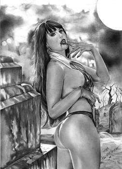 Vampirella Art 2019