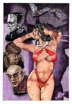 Vampirella 2021 by Rafaschneider2016art