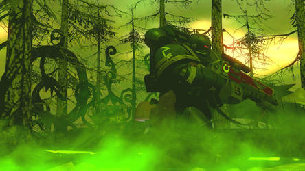 Plague swamp by snip105