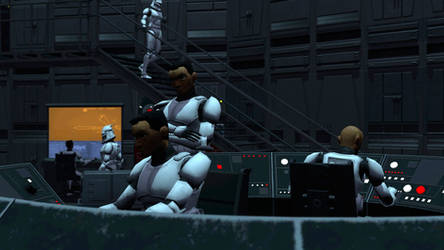 Republic outpost