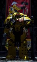 Imperial Fists Primaris Assault Intercessor