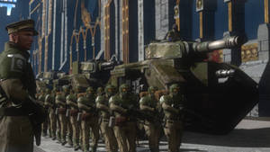 Imperial Guard march