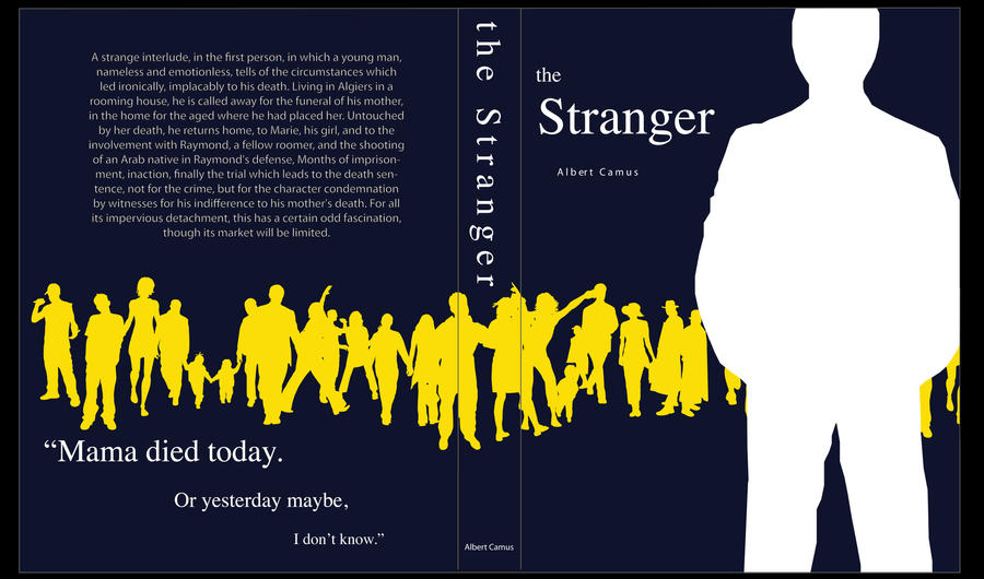 a summary of the stranger by albert camus The stranger: free plot summary / chapter notes by albert camus cliff notes™, cliffs notes™, cliffnotes™, cliffsnotes™ are trademarked properties of the john wiley publishing company thebestnotescom does not provide or claim to provide free cliff notes™ or free sparknotes.