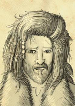 Marko Portrait Parchment