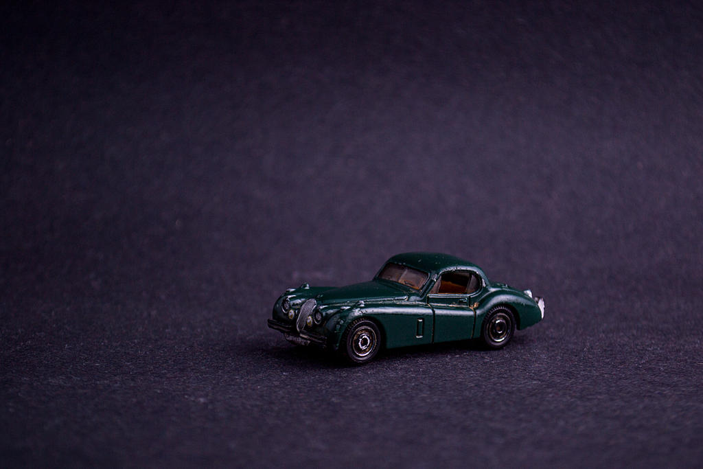 1954 Jaguar by MkshftChrstian