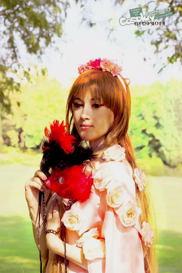 Rose Princess by KaoriOkada