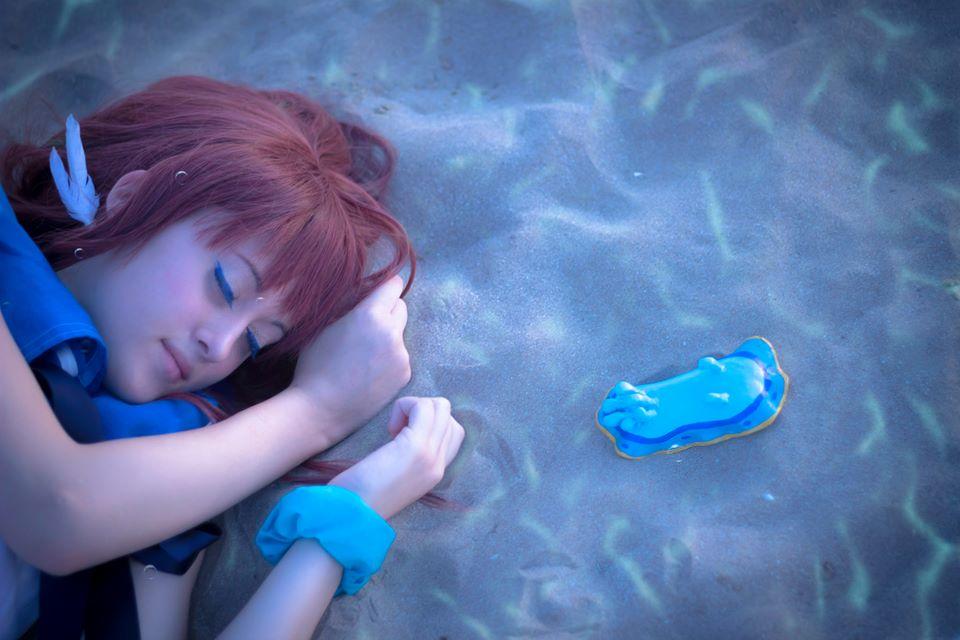 Ebb and Flow by KaoriOkada