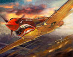 Fury of the warhawk revised