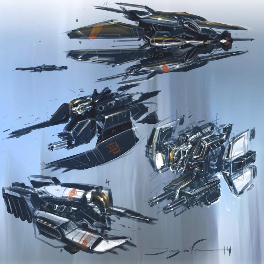 ShipsThumbnails3 by FutureElements