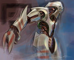 Thrasher Bot by FutureElements