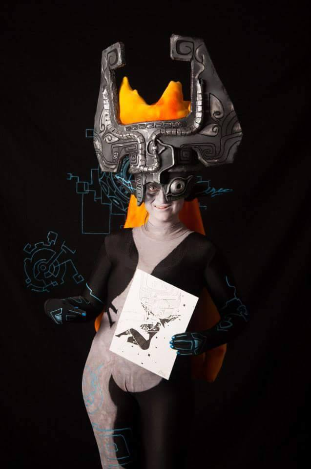 Midna Commission 2.0 by AtomicKittenStudios