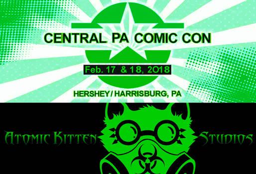 Atomickitten @ Central PA Comic Con 2018
