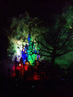 Dark Colors At Disney by Riska-Raver