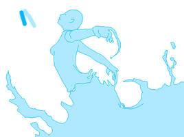 water girl base