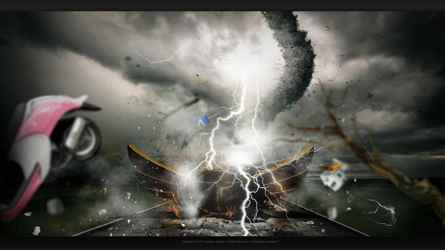 Tornado by Statique77