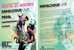 Minilogue Flyer