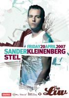 Sander Kleinenberg by SeBDeSiGN
