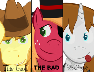 The Good, the 'Bad' and the Snuggly by Nafraat
