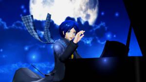 .:Piano At Night:. by Aoizuho