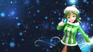 [Gumi v3 Cover] Snow Fairy Story by Aoizuho
