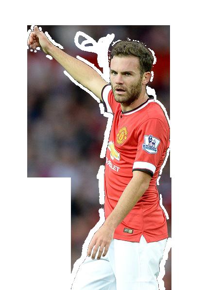 Juan Mata Manchester United 2014-15 by HamidBeckham on ...