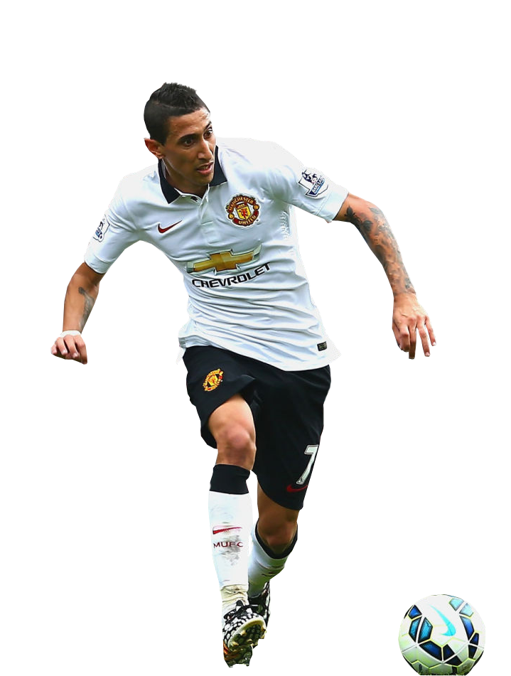 Angel Dimaria Manchester United 2014 15 By Hamidbeckham On Deviantart
