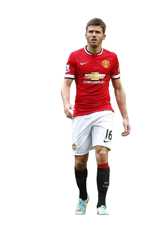 Michael Carrick Manchester United 2014 15 By Hamidbeckham On Deviantart