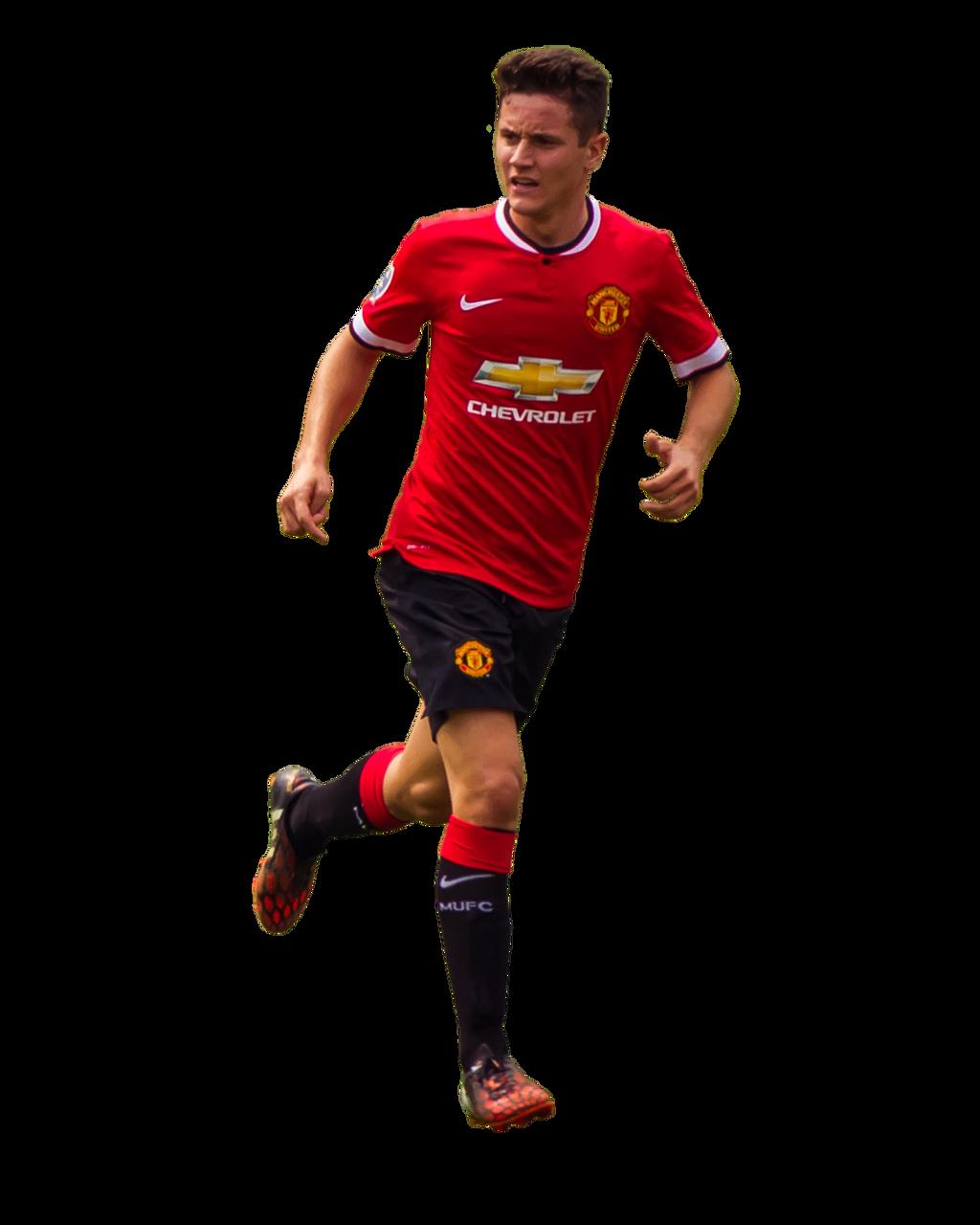 Ander Herrera Manchester United 2014-15 By HamidBeckham On