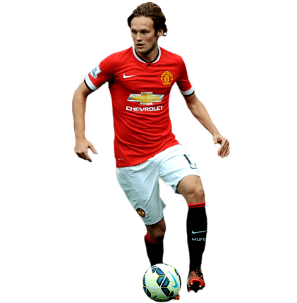 Daley Blind Manchester United By Hamidbeckham On Deviantart