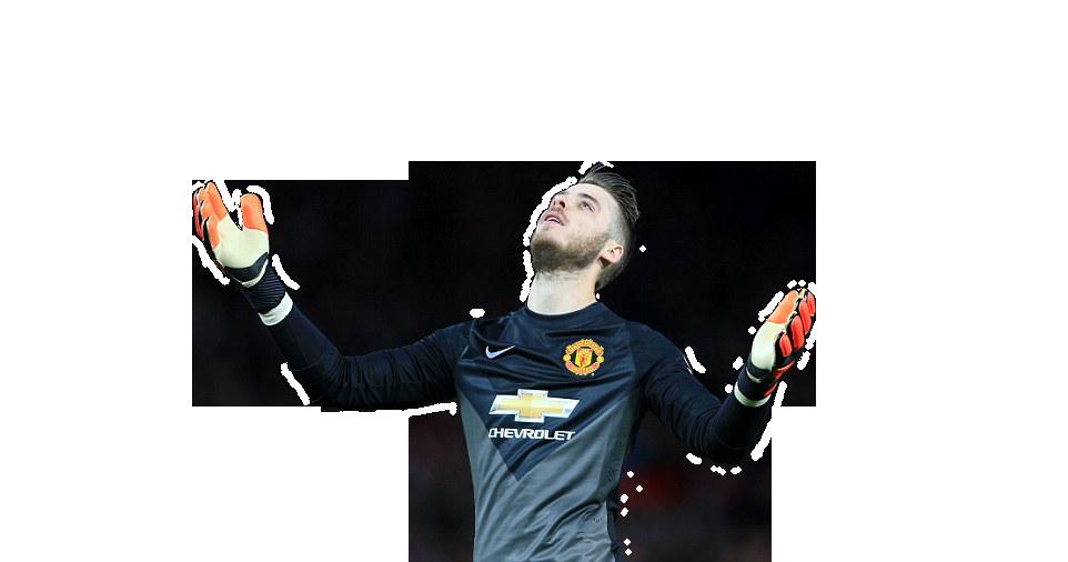 David De Gea Manchester United By HamidBeckham On DeviantArt