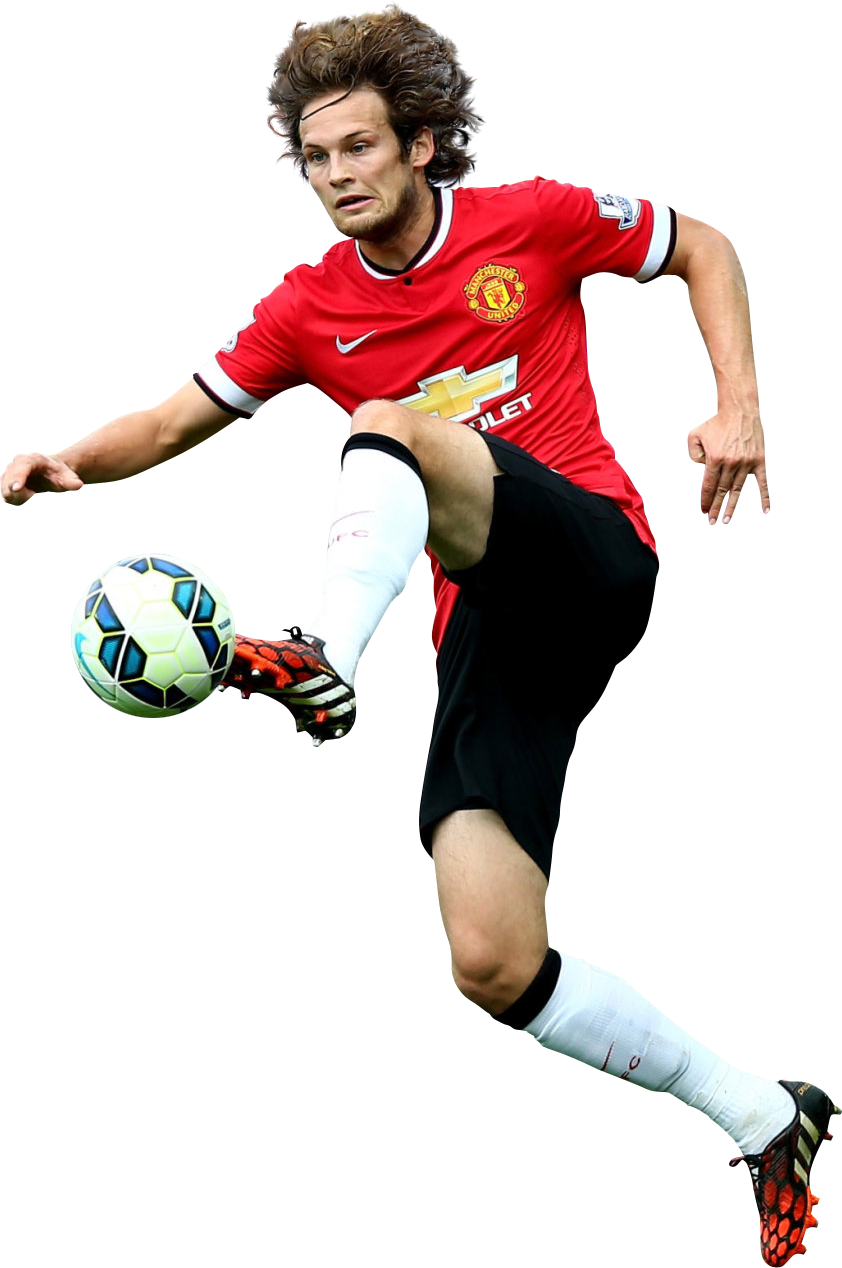 Daley Blind Manchester United 2014 15 By Hamidbeckham On Deviantart