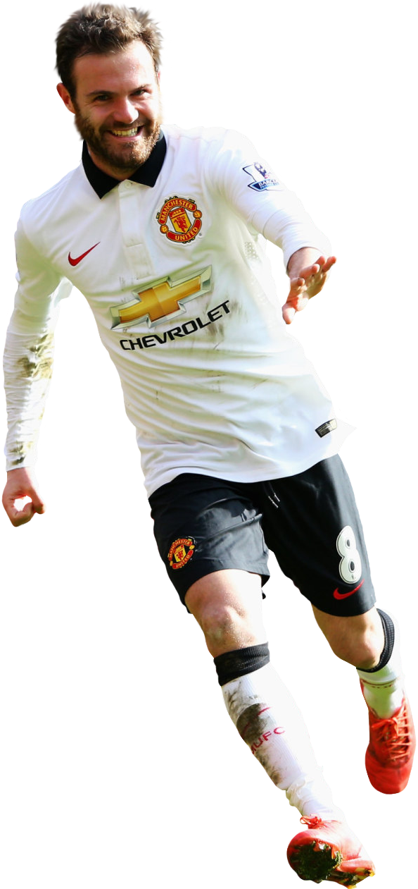 Juan Mata Manchester United 2014 15 By Hamidbeckham On Deviantart