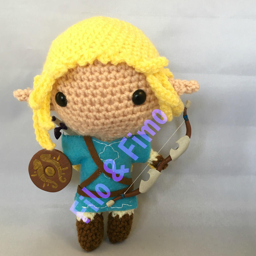 Link Amigurumi Plush Toy by Viol3t-Om3ga on DeviantArt