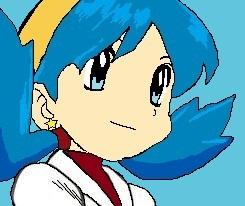 Pokemon Special Crystal colored by SSkanegirl90