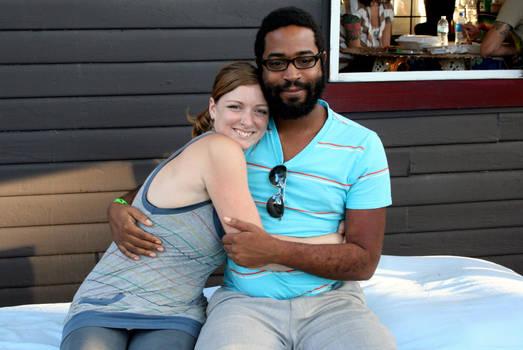 Naomi and Avery