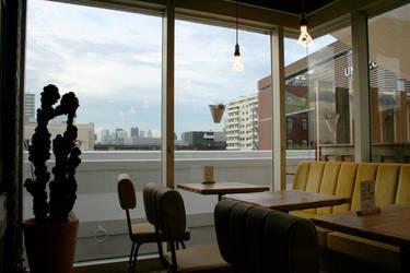 Tokyu Hands Cafe